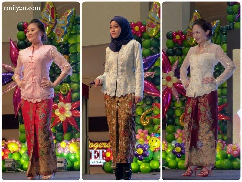 2. L-R: Rachel Yew Bing Ying, Nurul Nazwa Osman & Bianca Yew Bing Hong