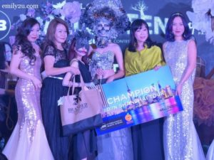 20. winner: Kong Wai Sim (Untangled Archangel Seraphiel)