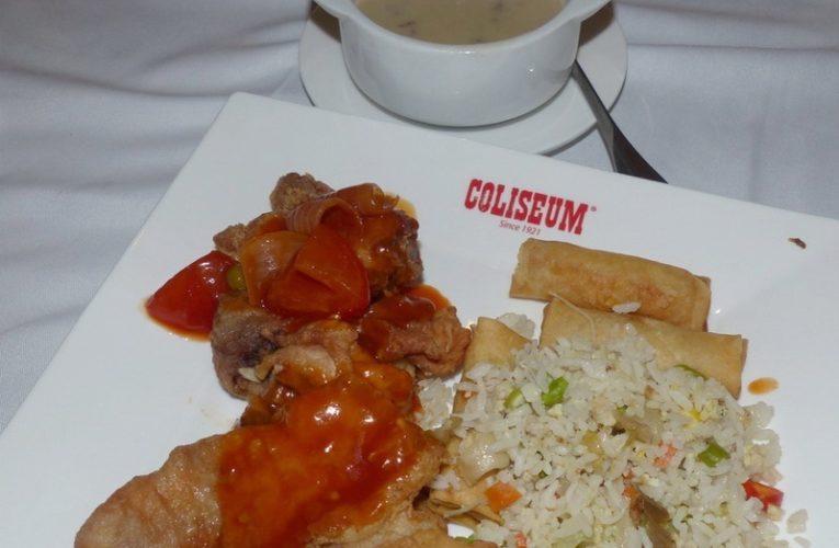 Coliseum Café Kuala Lumpur