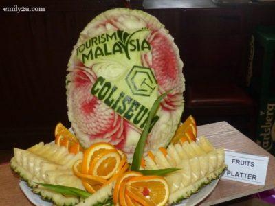 6. fruit platter