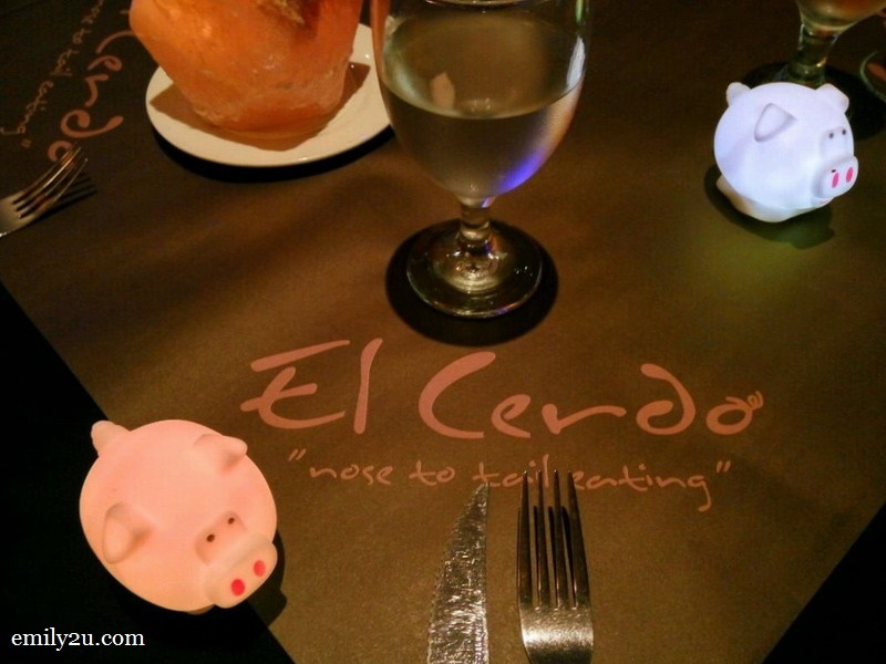 9. El Cerdo - nose to tail eating
