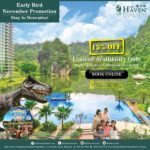 The Haven: Buy Now, Stay in Nov 2016 - 15% Off!