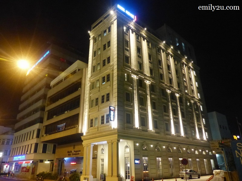 1. Avenue J Hotel, Kuala Lumpur