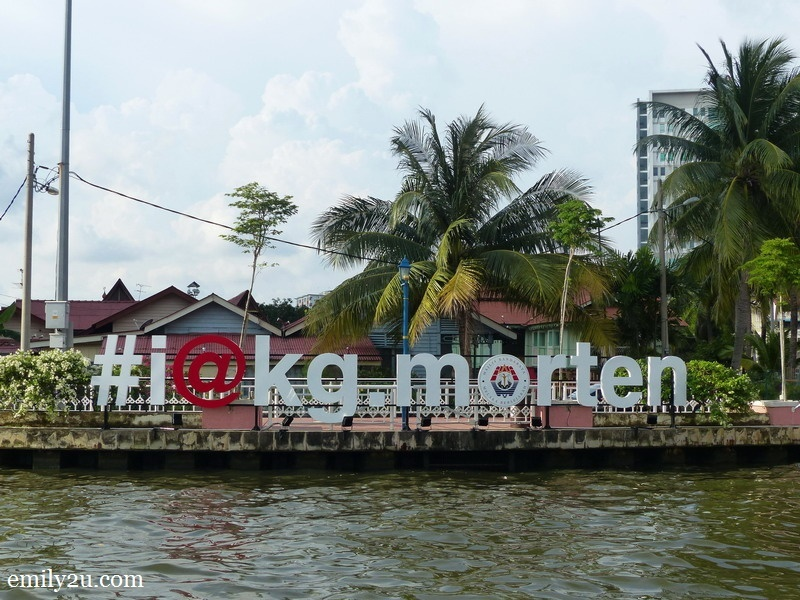 1. Kampung Morten, Melaka