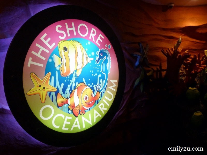 1. The Shore Oceanarium, Melaka