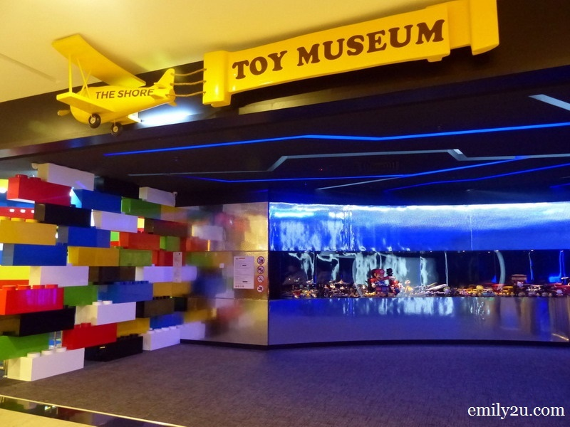 1. The Shore Toy Museum