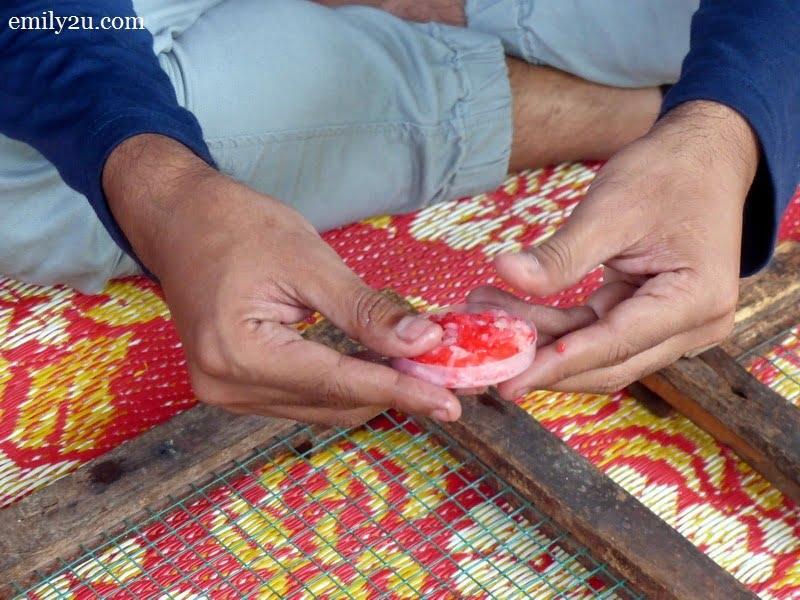 11. making of inang-inang sagu