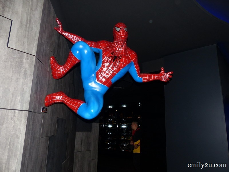 12. Spiderman