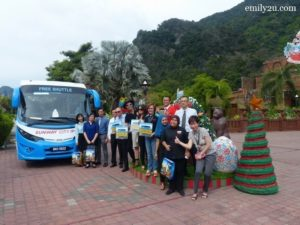 13. Ipoh Free Shuttle Bus