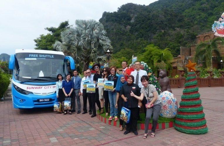 Ipoh Free Shuttle Bus: City Centre – Lost World of Tambun