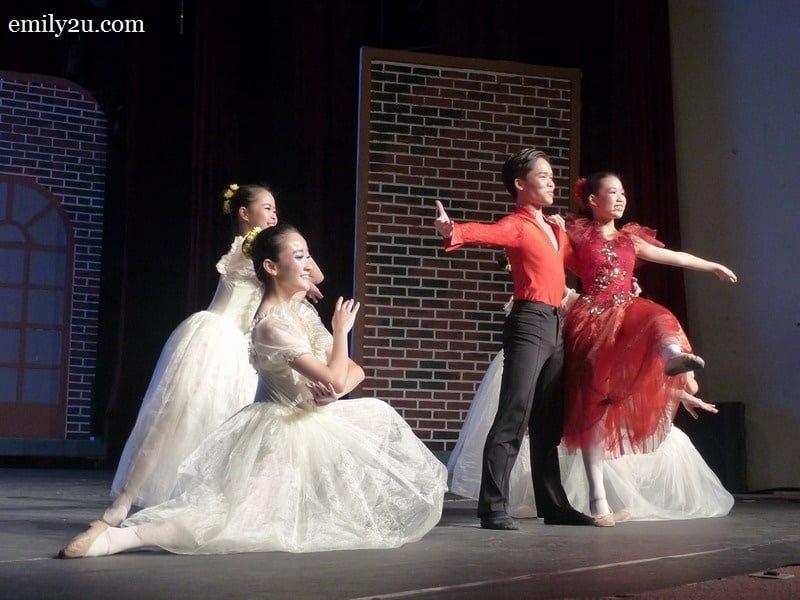 13. ballet recital