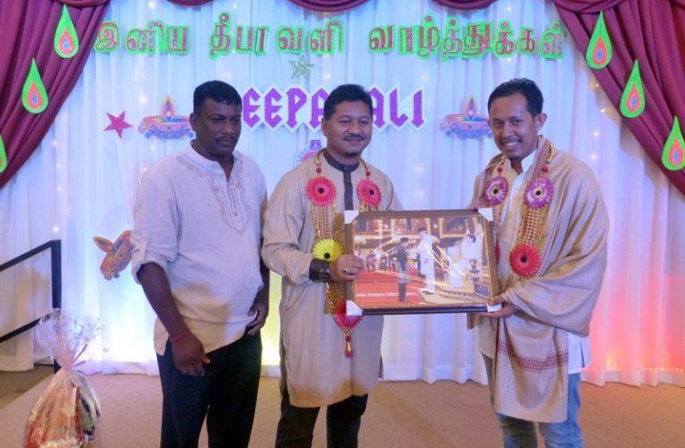 Kelab Sukan & Kebajikan Media Perak Deepavali CSR Event