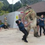 Lost World of Tambun Xmasaurus Celebration
