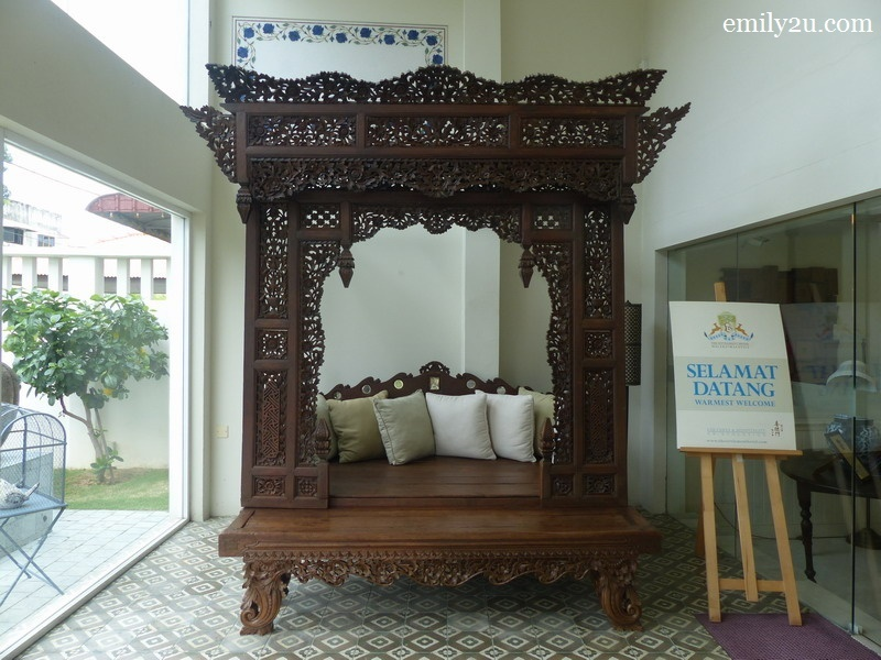 2. 350-year-old Sultan Bed