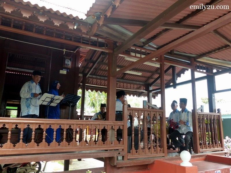 3. one of the traditional Malay houses in the Kampung Alai Homestay Programme