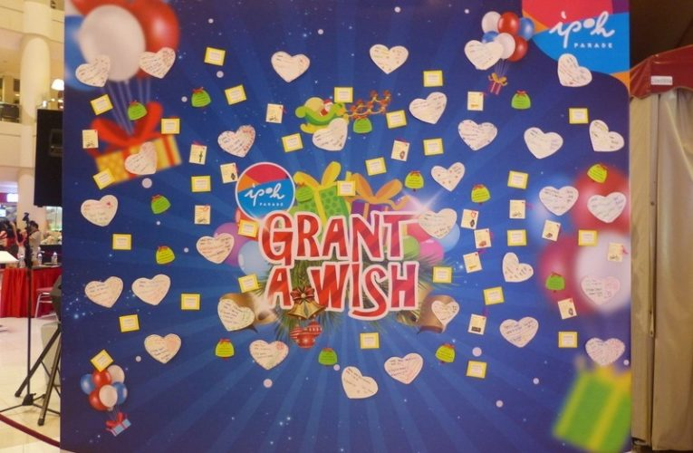 Let's Help Grant The Wishes of Children This Christmas