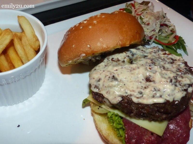 7. Beef Burger
