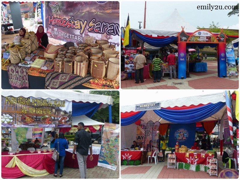 8. some of the homestay exhibitors