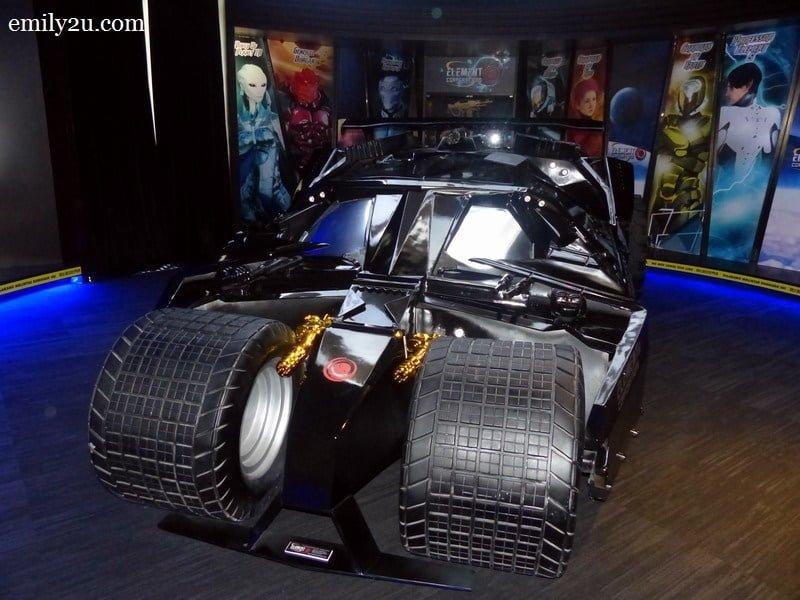 8. Batmobile
