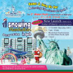 Snow Carnival in Ipoh's Very Own Manhattan!