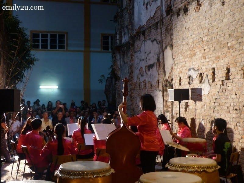 2. SMJK Yuk Choy Chinese Orchestra