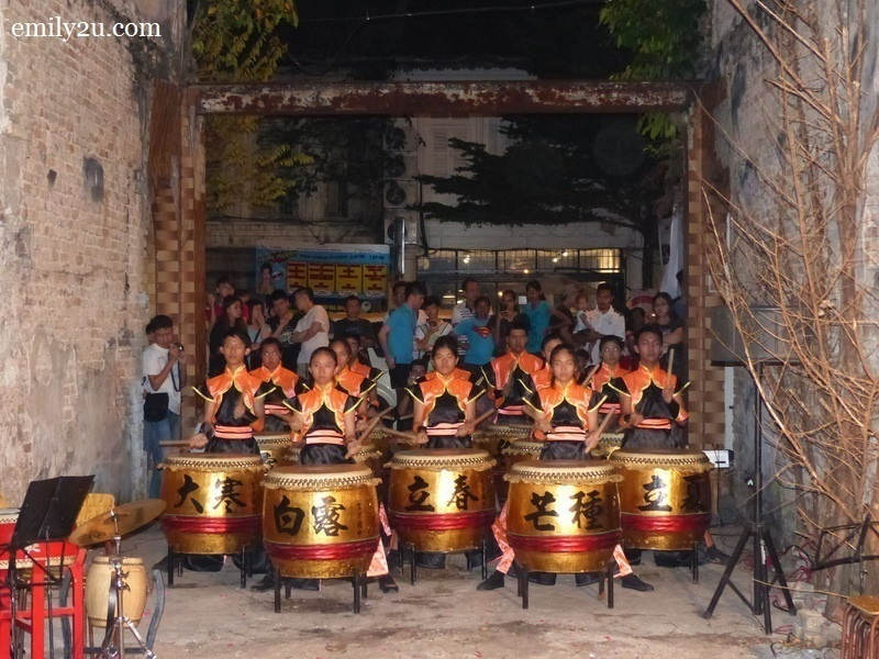 5. SMJK Yuk Choy 24 Festive Drums performance