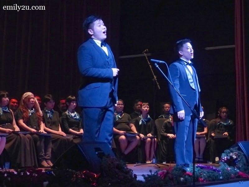 5. Khoo Wu Ji (L) & Salith Dechsangworn (R)
