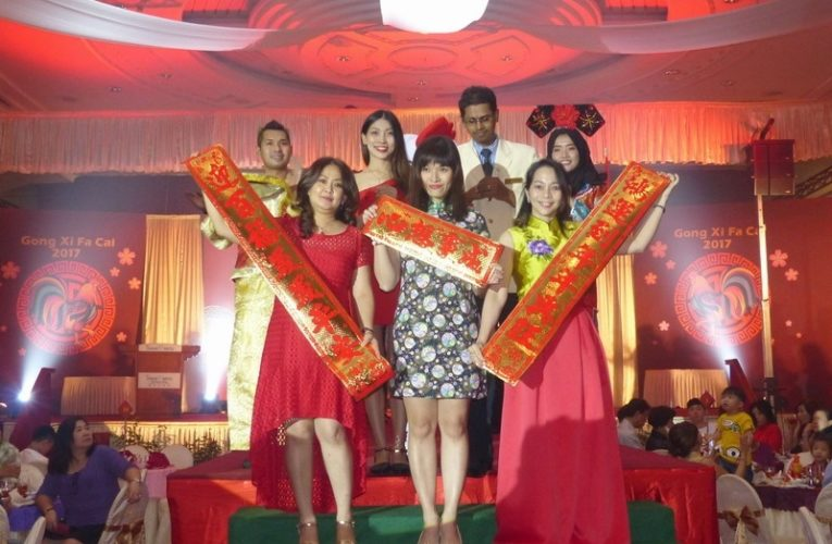 CNY Reunion: Celebrating Family Joy Of Togetherness