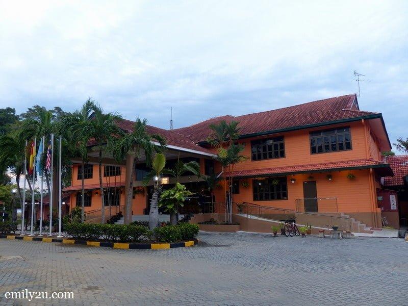 1. De Palma Hotel Kuala Selangor