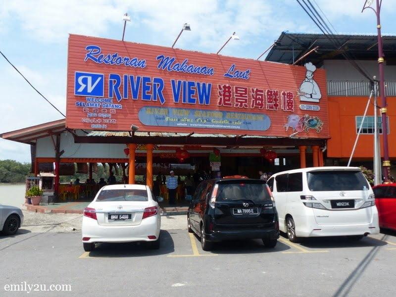 Seafood Restaurant Kuala Selangor