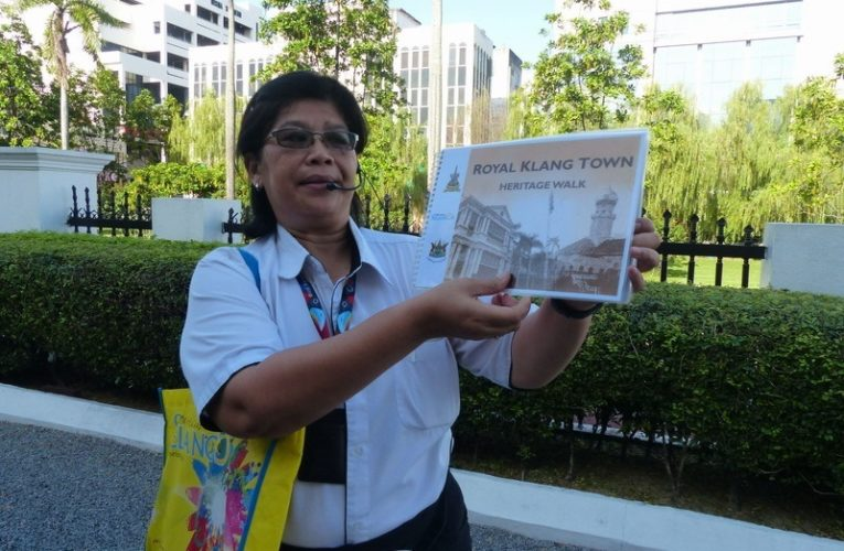 Free Guided Walking Tour: Royal Klang Heritage Walk