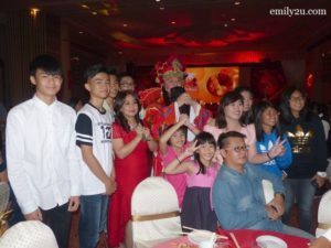 10 Chinese New Year reunion dinner