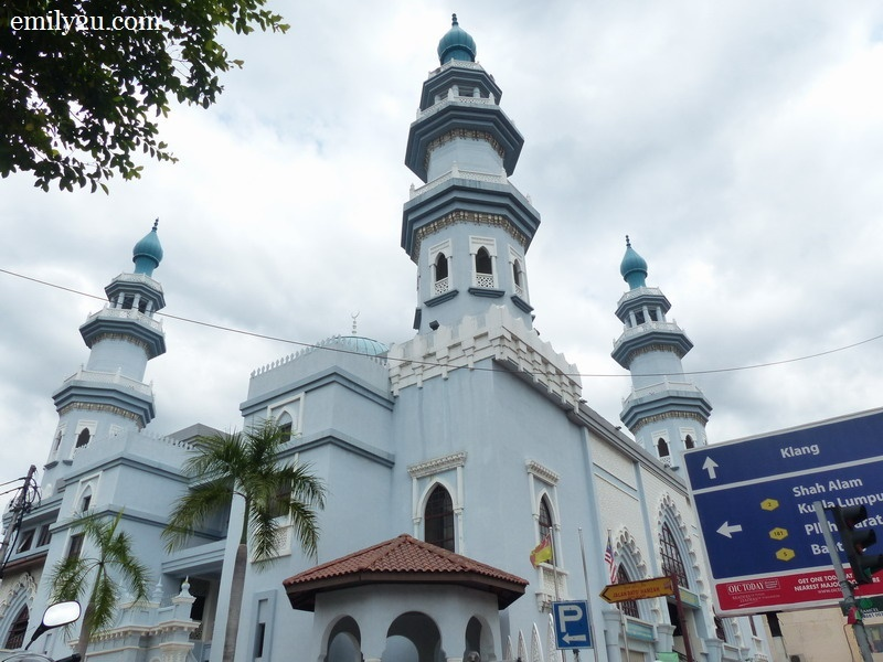 10. Indian Muslim Mosque Tengku Kelana
