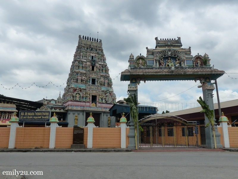 11. Sri Nagara Thendayuthapani Temple