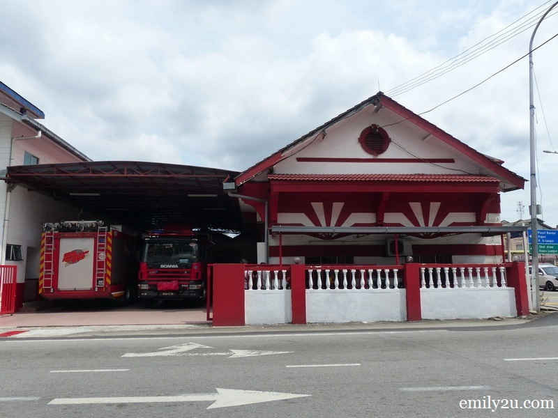 12. Klang Fire Station