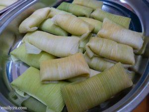 12 sticky corn
