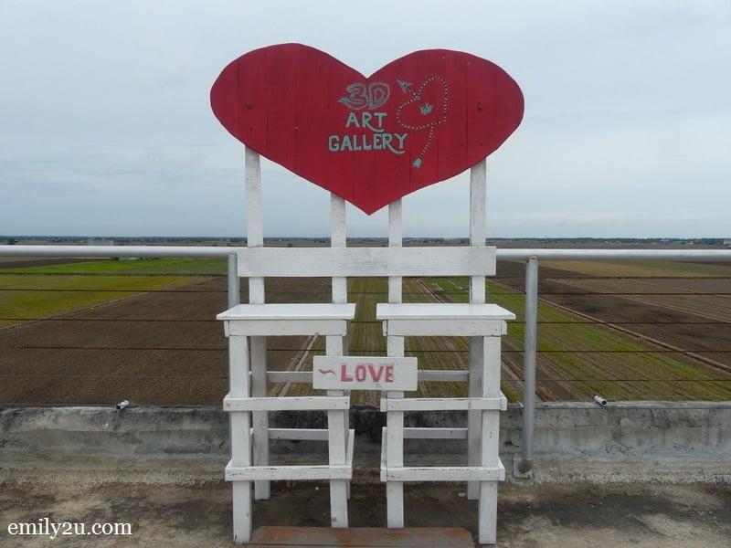 14. Love seat