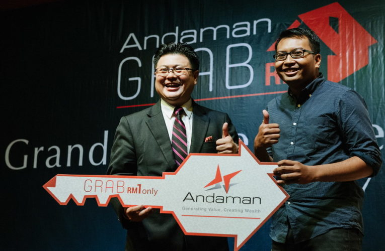 Grand Finale: Andaman GRAB House @ RM1