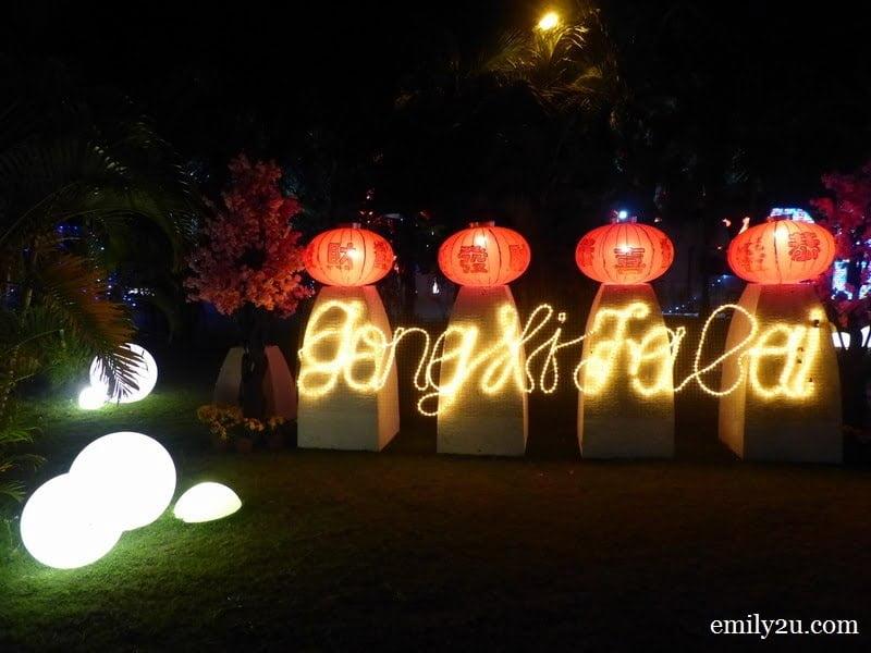 2. Gong Xi Fa Cai
