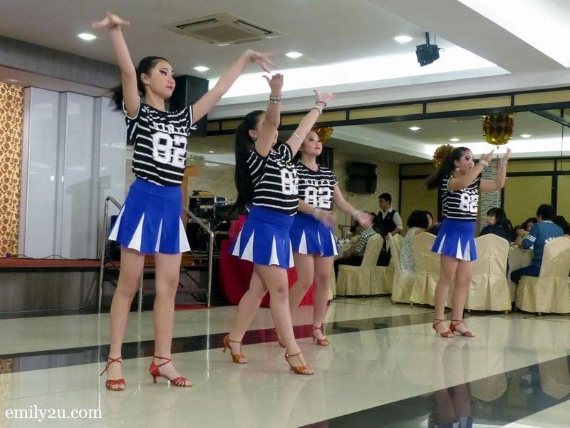 24. Lucky Clover's Kpop dance