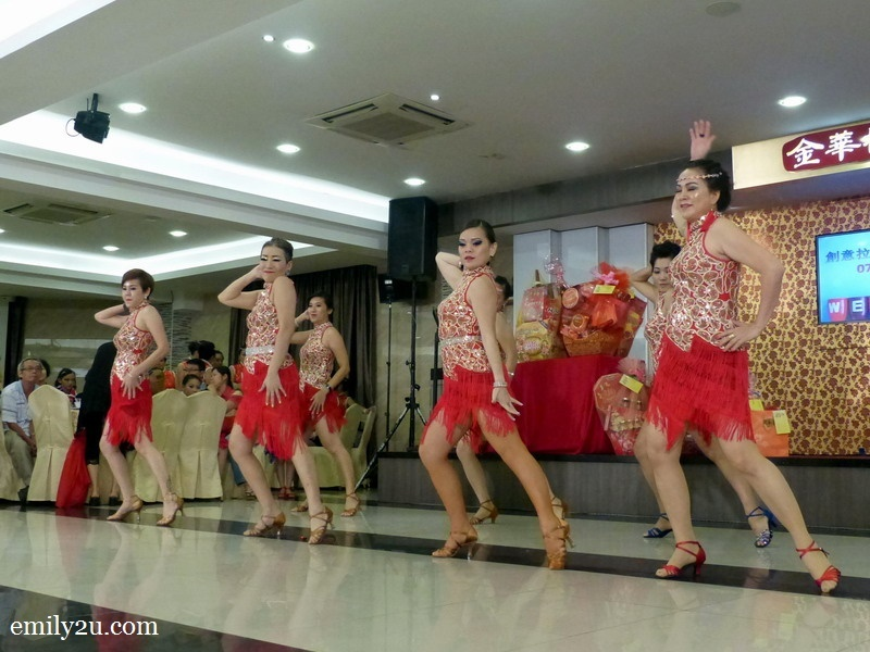3. group Cha-Cha by STC