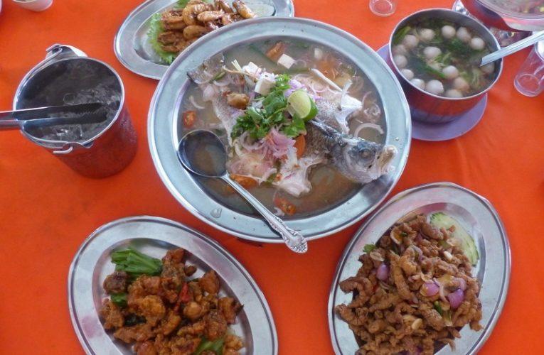 River View Seafood Restaurant, Kuala Selangor