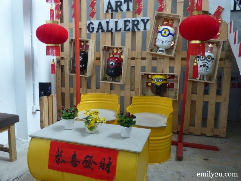 3. Art Gallery