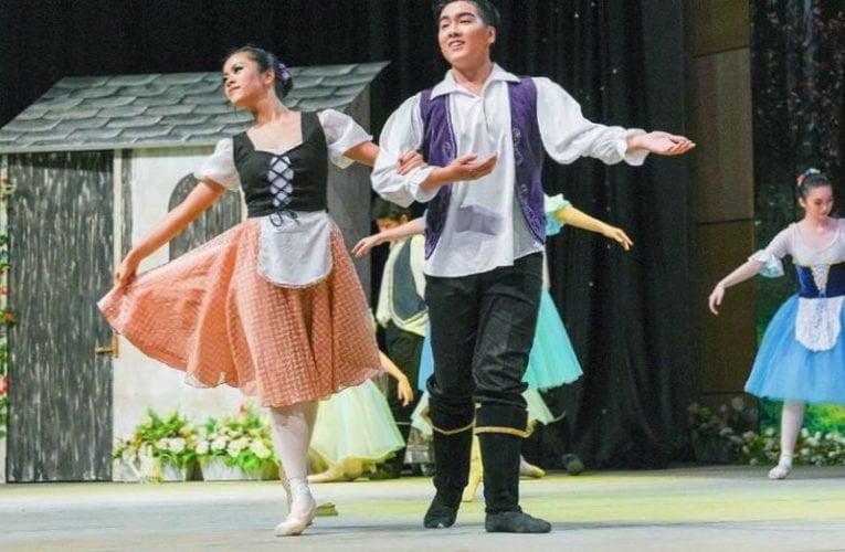 Charity Ballet Performance: Giselle