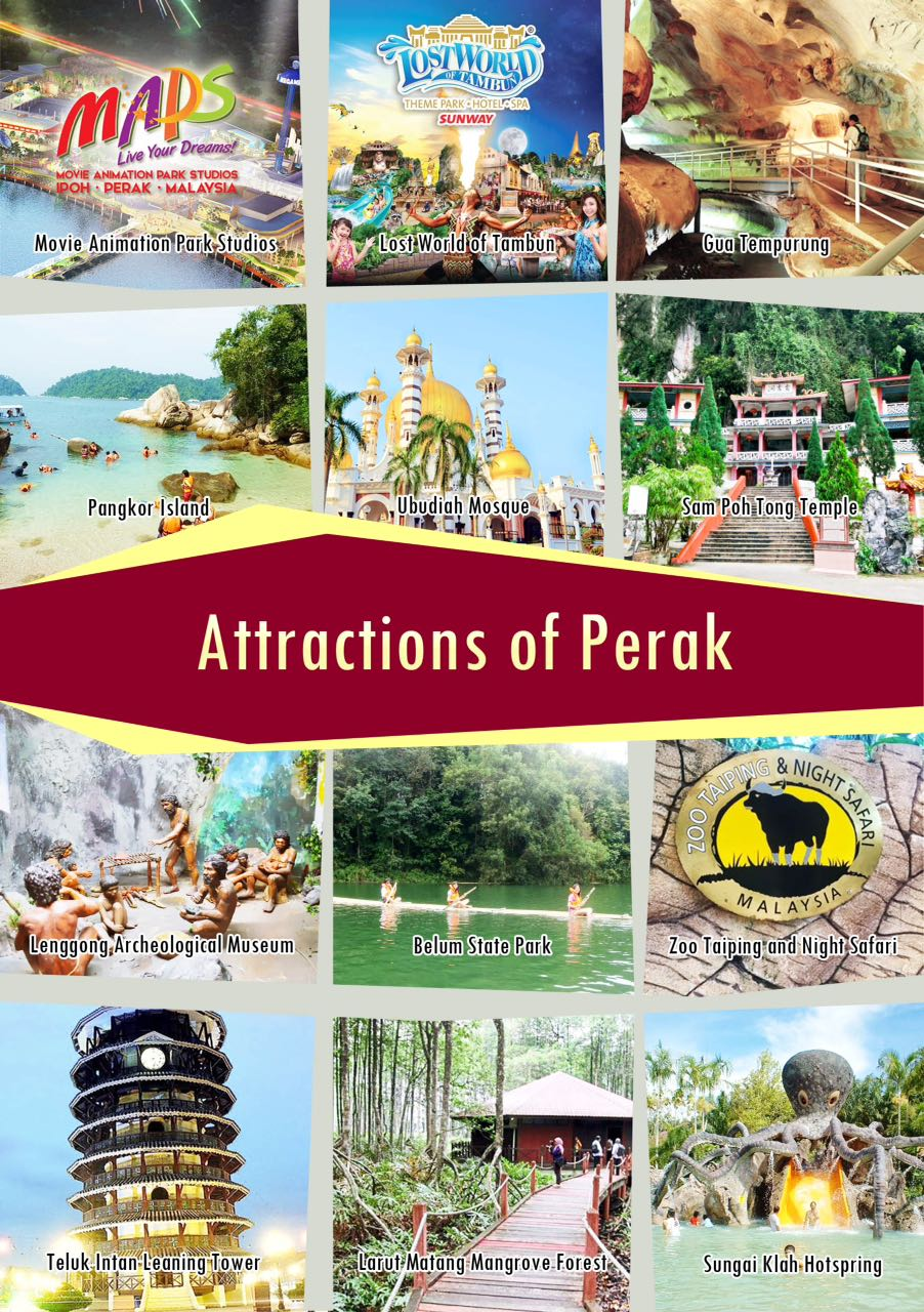 4. attractions of Perak