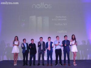 5 Neffos X series