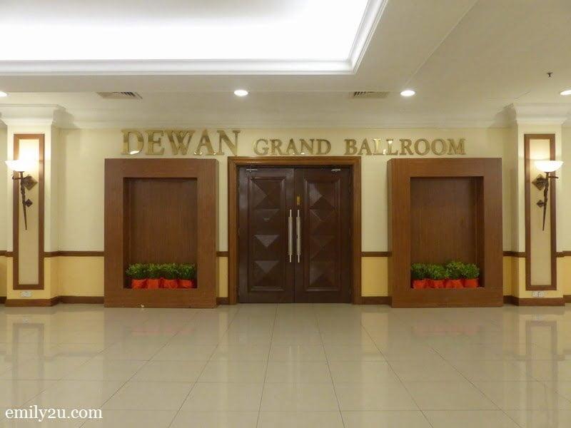 5. ballroom