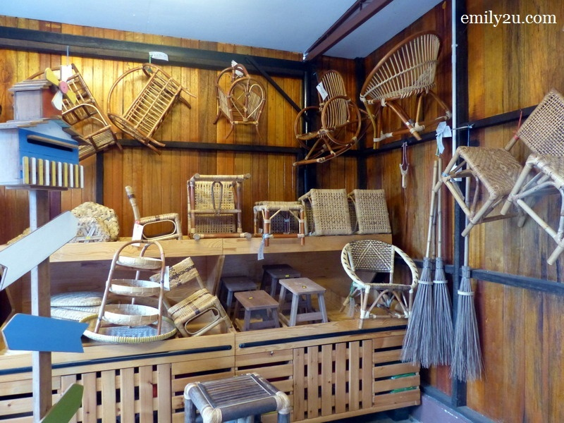 6. rattan furniture