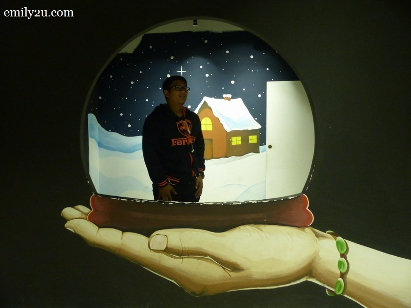 6. crystal ball