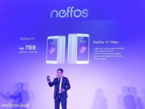 7 Neffos X series